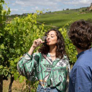 Chianti Classico wine hike