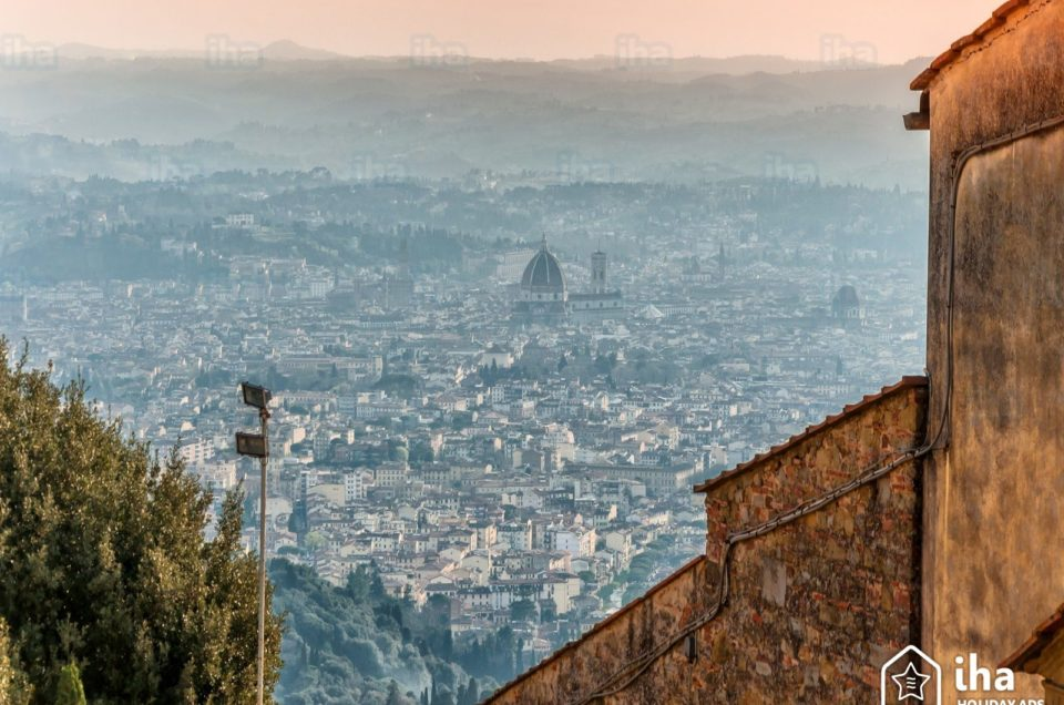 Fiesole & Florence hills