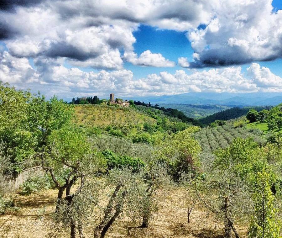 panoramas along vie romee