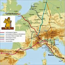 hiking routes Europe