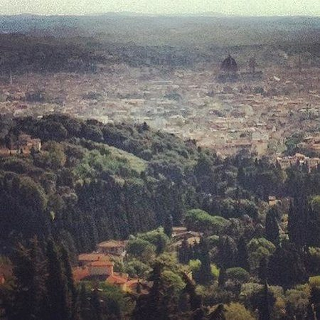 fiesole florence hills