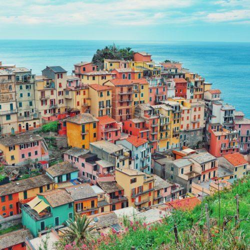 The Unexpected Cinque Terre Adventure ©