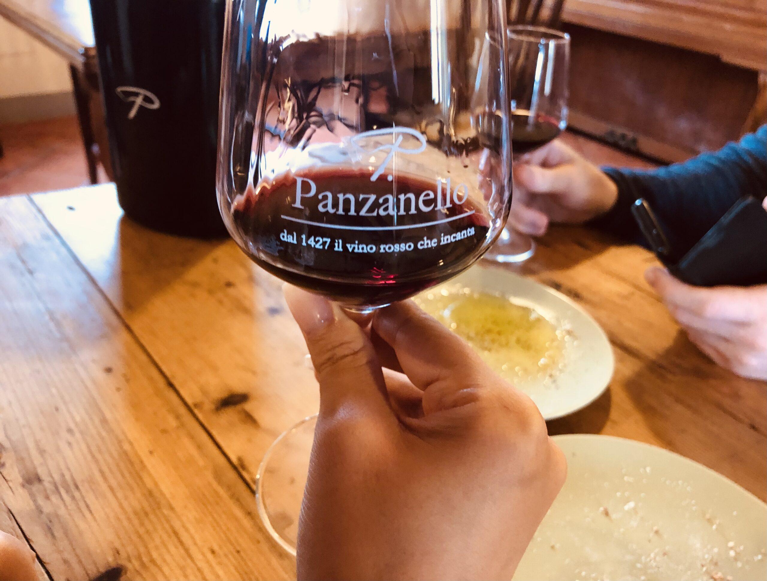 wine tasting Chianti Classico