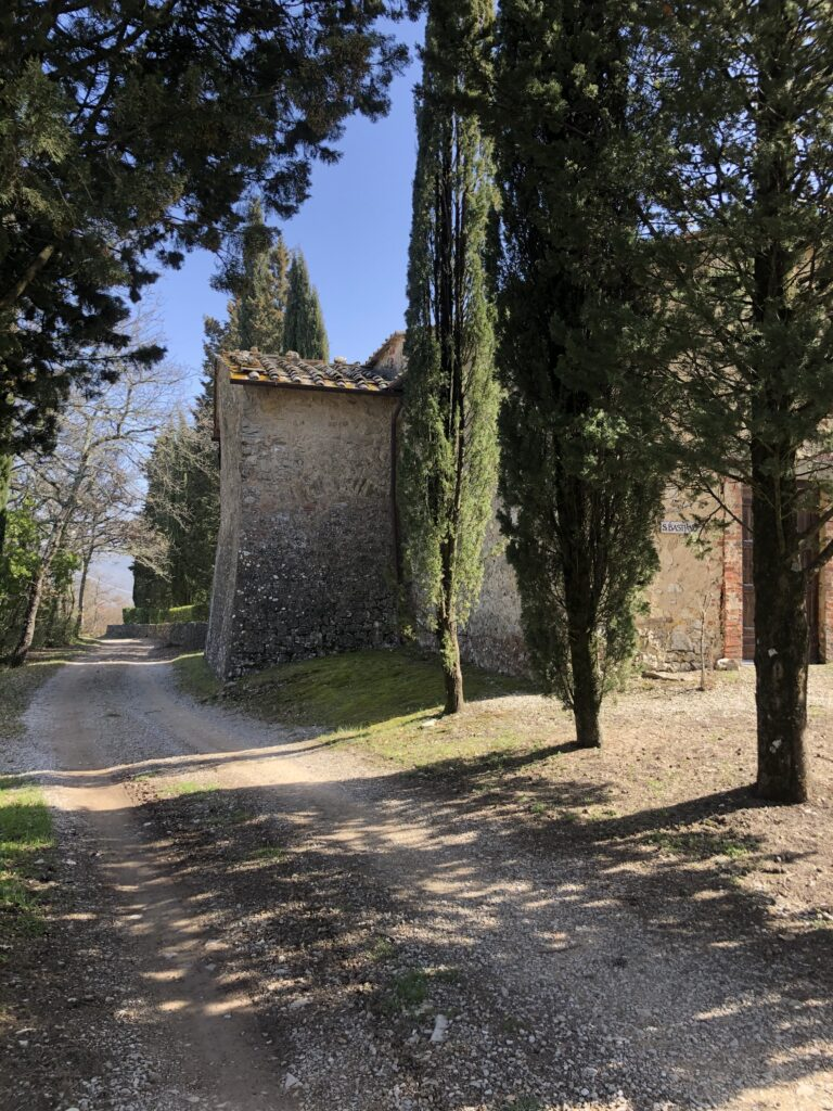 Villa in Chianti Classico