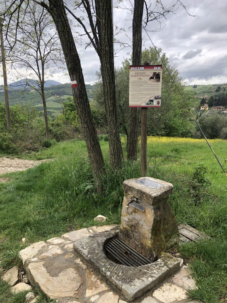 fresh water tuscany