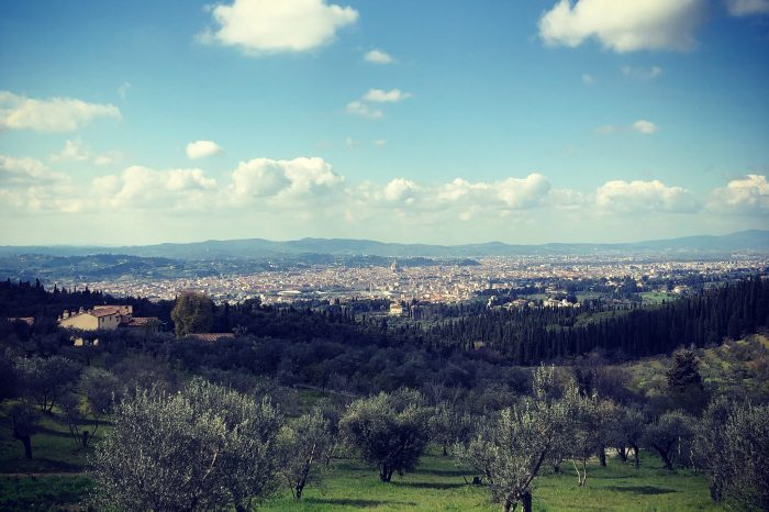 Florence At Your Feet ©